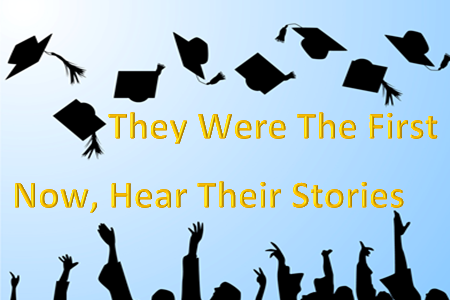Share Your First Generation Stories